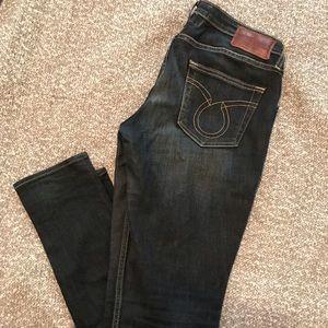 "Big Star ""Jenae"" stretchy skinny jeans 30R"